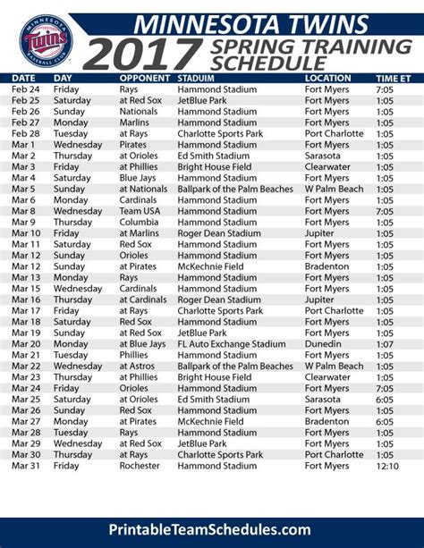printable mets schedule 60 best mlb basbeball schedule 2017 images on pinterest