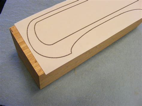 bandsaw box templates make a bandsaw pen box