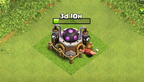 clash of clans upgrades can we research in and upgrade the laboratory at the same
