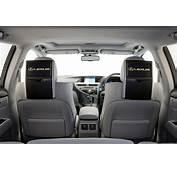 Lexus Introduces Premium Rear Seat Entertainment  Photos