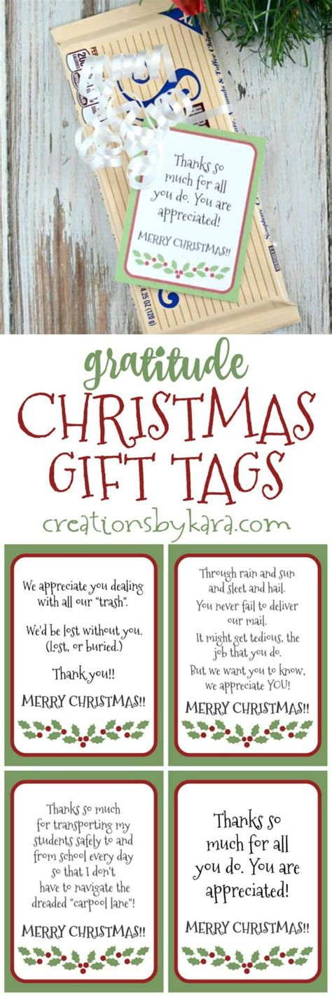 christmas gift for ups driver free printable gratitude gift tags light the world creations by kara
