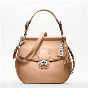 coach new leather new willis bag all handbag fashion