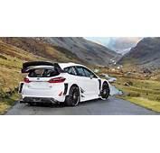 M Sport Reveals 2017 Ford Fiesta WRC Machine Produces 380 HP