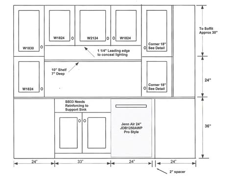 Kitchen Cabinets Details Kitchen Cabinets Details Drawings