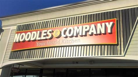 Noodle Bowl Clock noodles company coming to a suburb near you eater boston