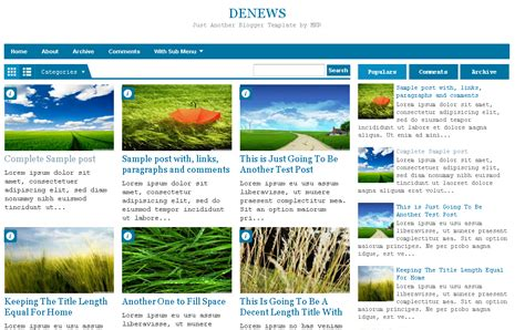 blogger news templates free download create your free blog download your blog free template