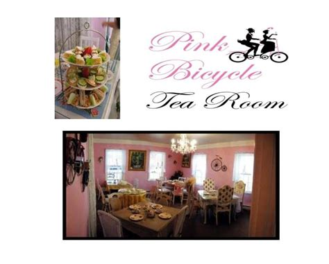 pink bicycle tea room and princess tea for two at pink bicycle tea room occoquan certifikid