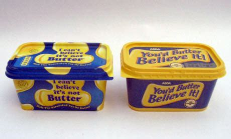 Utterly Not Buttery by Utterly Baffled By Copycat Brands Money The Guardian