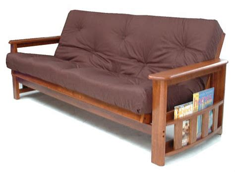 Big Futon by Monaco Futon Sofa Bed Hardwood Futons