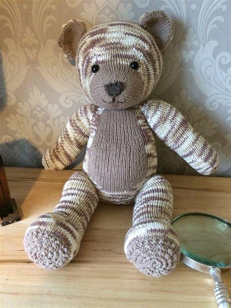 easy teddy knitting pattern knitables teddy knitting project by susy j loveknitting