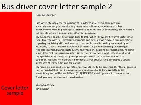 Coach Driver Cover Letter by Cover Letter For Driving Cover Letter