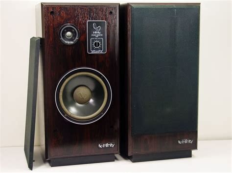 infinity studio monitor 100 infinity sm 100 studio monitor floor speakers pair as