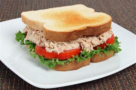 Tuna Blackpepper King Sandwich classic tuna salad sandwiches kitchme