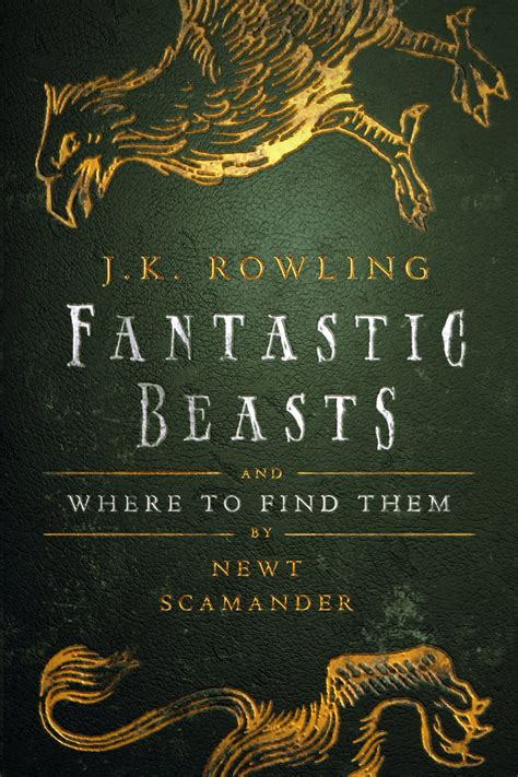Where To Buy A Cover by Check Out 3 New Fantastic Beasts And Where To Find Them