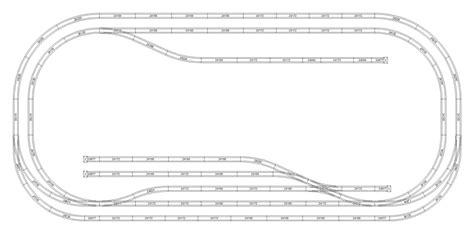 marklin ho layout design marklin ho c track plan 240x120
