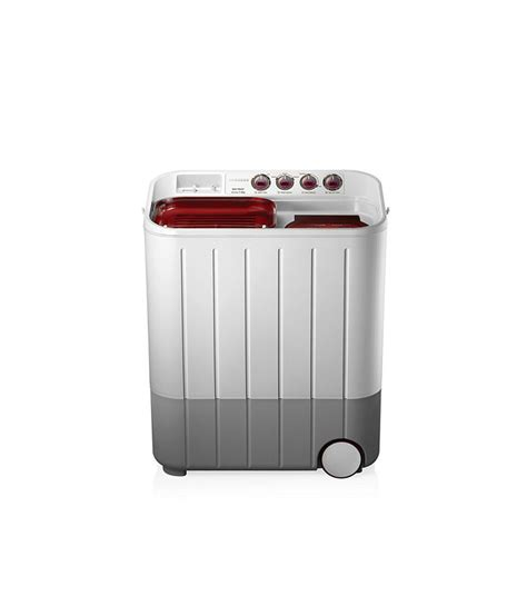 Samsung Washing Machine Decorated In Gold Washes Clothes by Samsung Wt727qpndmw Tl Semi Automatic Washing Machine Best