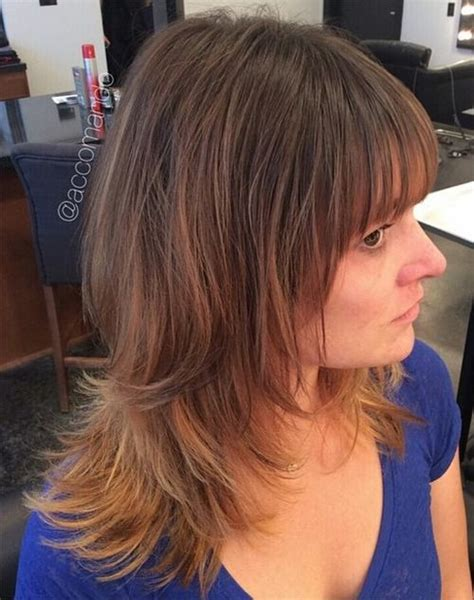 should womens thin hair be cut with layers 70 brightest medium layered haircuts to light you up