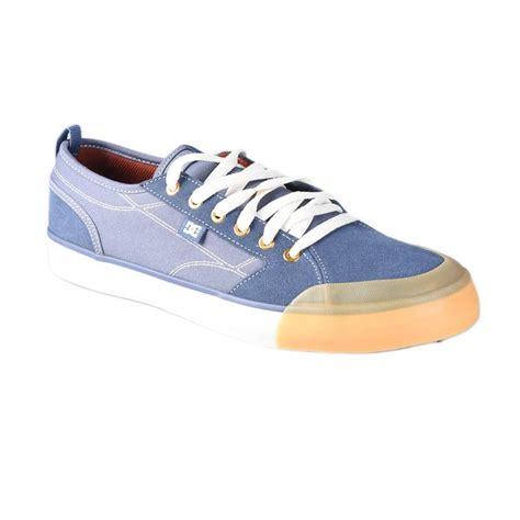 Harga Dc Shoes Evan Smith jual dc evan smith s m shoe vintage indigo adys300203 vgo