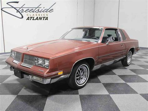 cutlass supreme 1986 oldsmobile cutlass supreme for sale classiccars