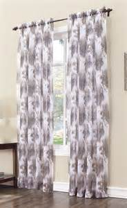 Plum Colored Curtains Allessio Crushed Sheer Panel Plum Lichtenberg View All Curtains