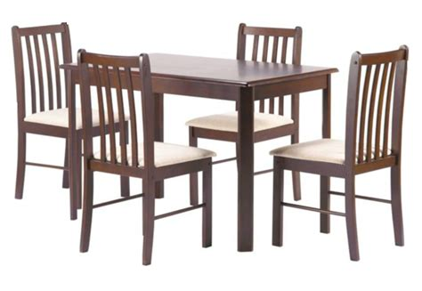 walnut dining room table and chairs dining table walnut dining table and 4 chairs