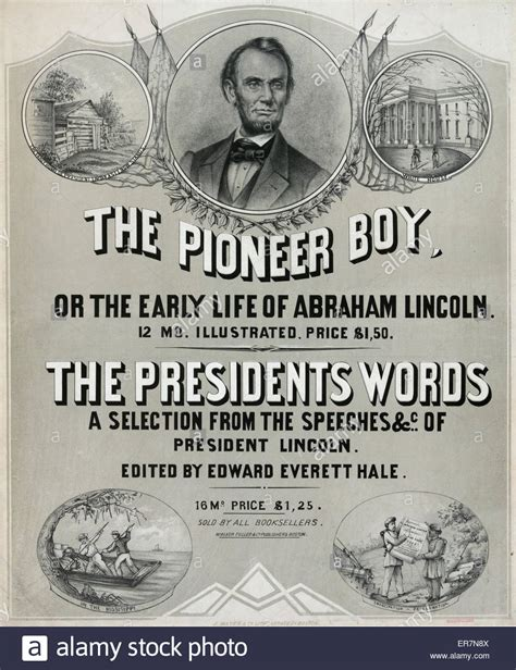 early life of abraham lincoln biography the pioneer boy or the early life of abraham lincoln