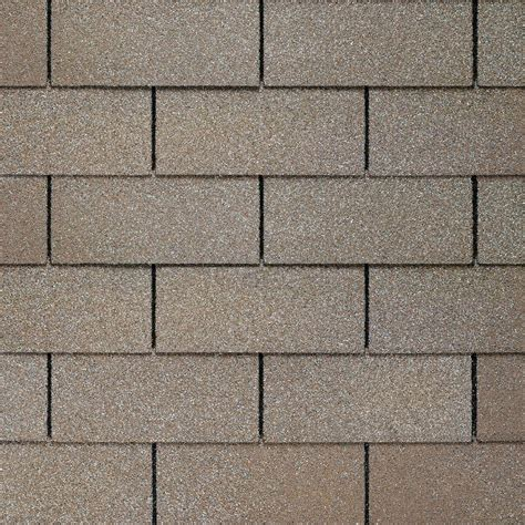3 tab shingles home depot gaf royal sovereign sandrift 25 year 3 tab shingles 33 33