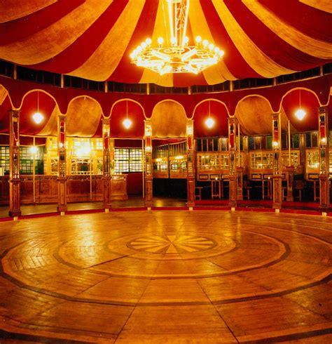 circus tent lights tent idea