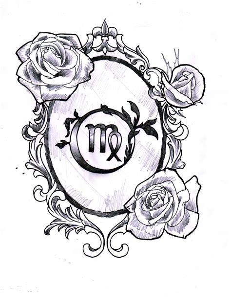 tattoo designs zodiac virgo my new tattoo virgo tattoo tattoo ideas pinterest