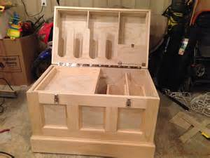 Wood Planter Box Plans by Ana White Tack Box Diy Projects