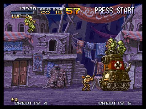 emuparadise metal slug metal slug x 1999 by snk neo geo game