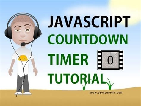 tutorial javascript settimeout how to make a countdown timer in notepad funnydog tv