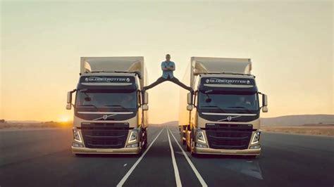 jean claude van damme   split   volvo trucks youtube