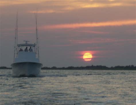 charter boat national harbor off shore