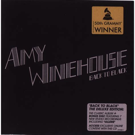 deluxe edition back to black deluxe edition winehouse mp3 buy