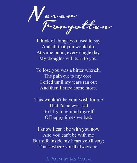 the things i forgot an ode to brain huffpost never forgotten poems quotes images