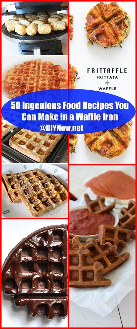 waffle cookbook 30 delicious waffle recipes you can enjoy for breakfast books 50 ingenious food recipes you can make in a waffle iron