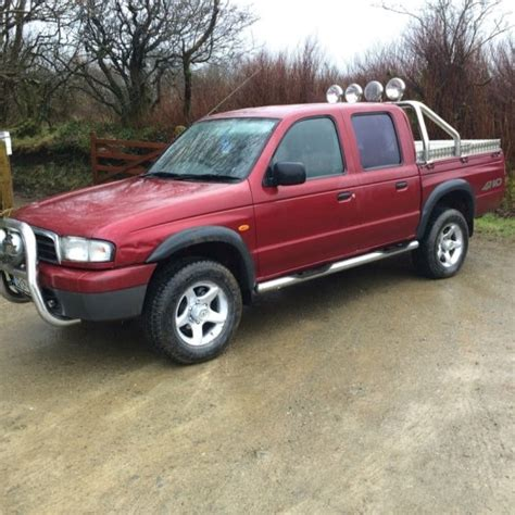 Mazda Jeep For Sale Mazda B2500 Crewcab 4x4 Jeep For Sale In Cullen Cork From