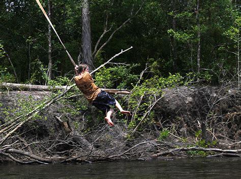 rope swings in florida rope swing on blackwater outdoor gulf coast of northwest