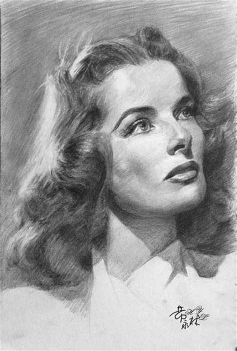 sketching pencils names best 25 pencil portrait ideas on