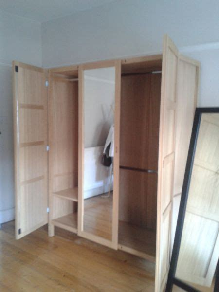 Habitat Radius Wardrobe by G C Flatpack Assembly Flatpack Furniture Assembler In