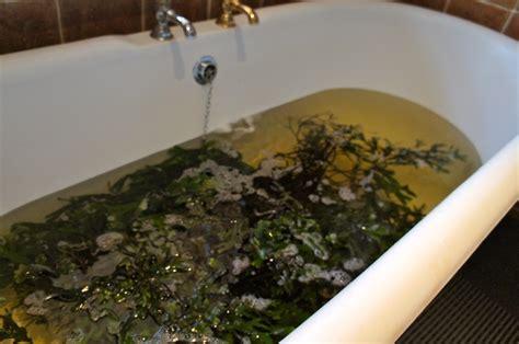 Detox With Algae Baths by Sea Salt Seaweed Soak Simple Medicine