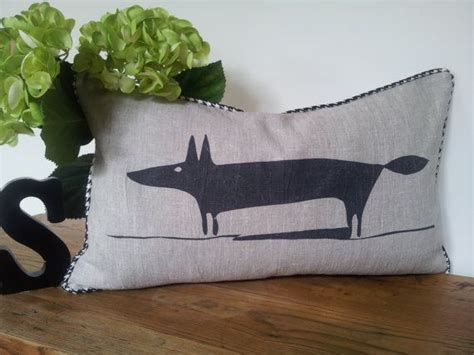 cushion decorative pillow cover black on linen