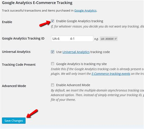 tutorial wordpress ecommerce pdf how to integrate google analytics tracking with wp