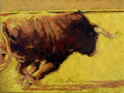 imagenes toros abstractos toro amarillo miguel angel blanca artelista com