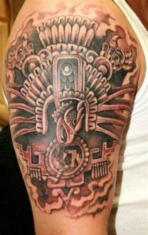 tattoo designs aztec eagle tattoos