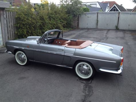 1964 renault caravelle renault caravelle cabriolet 1964 catawiki