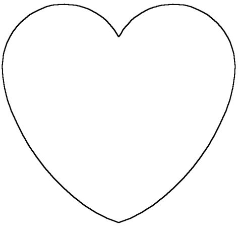 imagenes de corazones infantiles para imprimir corazon