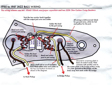 wiring diagram fender noiseless vintage fender