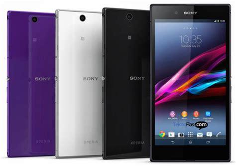 Handphone Sony Ultra Z inilah spesifikasi sony xperia z ultra si pesaing galaxy